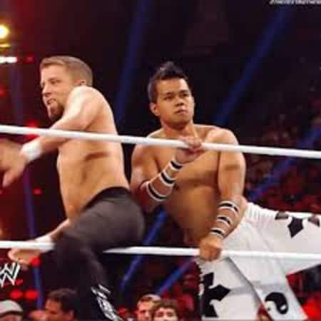 Sarath Ton WWE