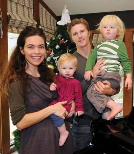 Amelia Heinle husband, children