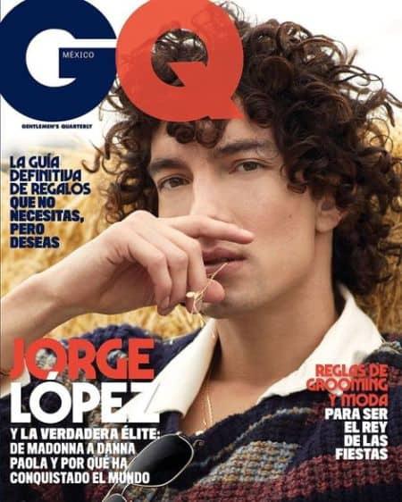 Jorge Lopez model