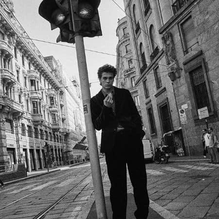 Lorenzo Zurzolo height