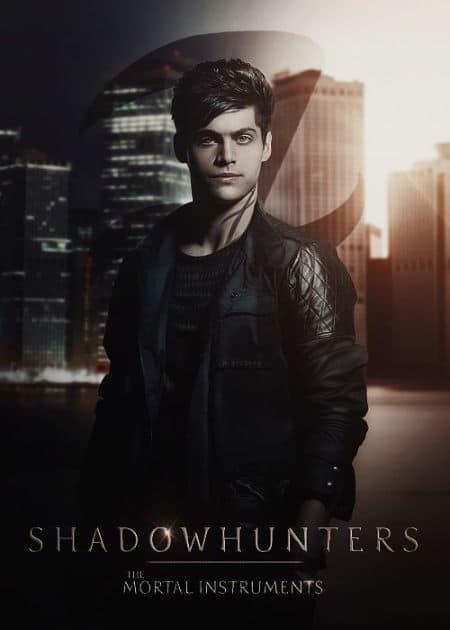 Matthew Daddario Shadowhunters