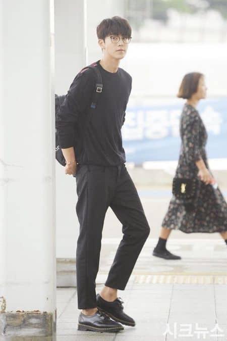 Nam Joo Hyuk height