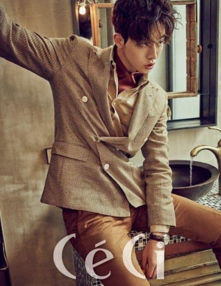 Nam Joo Hyuk model
