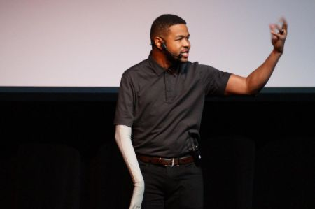 Inky Johnson age