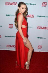 Naomi Swann in AVN Awards.