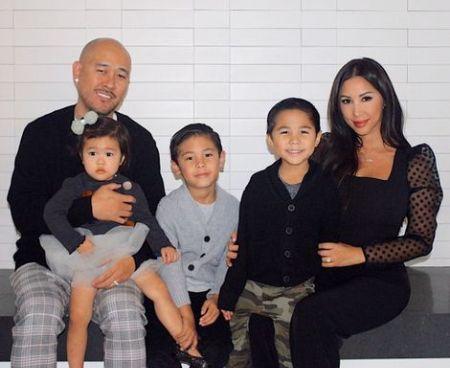 Ben Baller family