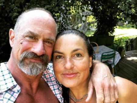 Christopher Meloni wife