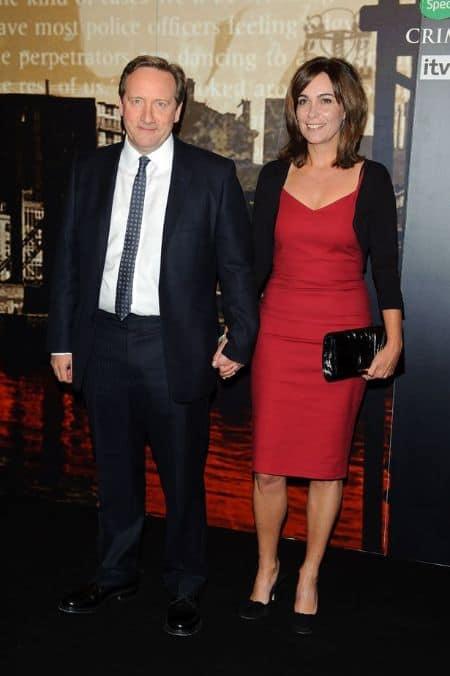 Neil Dudgeon wife