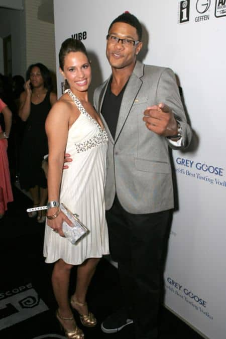 Pooch Hall wife