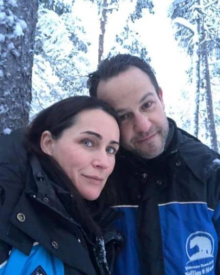 Rena Sofer husband