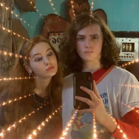 Toby Nichols girlfriend