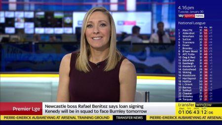 Vicky Gomersall career