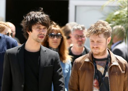 Ben Whishaw partner