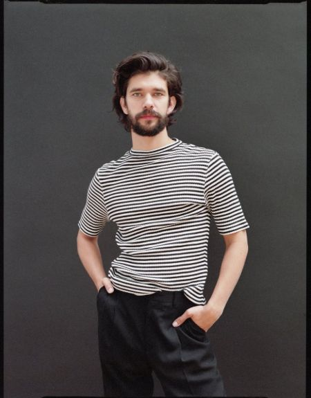 Ben Whishaw height