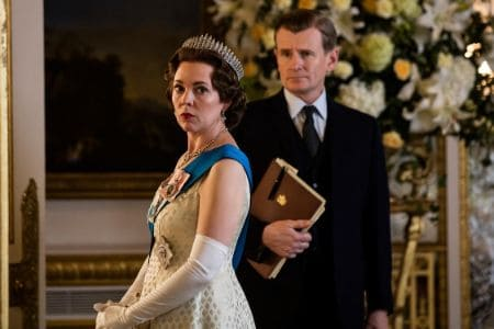 Charles Edwards The Crown