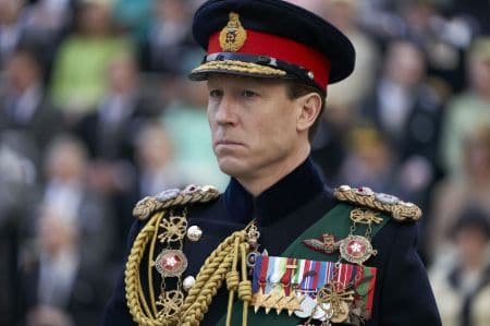 Tobias Menzies The Crown