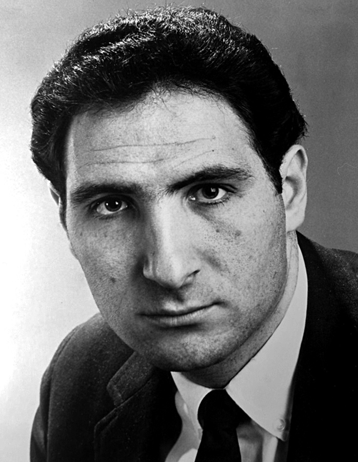 Judd Hirsch during the young age.